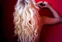 H A I R  ✂ / Hair is a pretty big deal. / by ✴Jo Jo✴