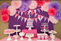 Sienna's Birthday Party  / by Sallyann Brittain