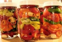 Canning/Drying/Freezing Food/Ideas / by Cindy Selby