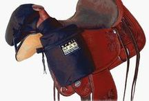 General Store Saddlebags / by Horse Trails & Camping Across America