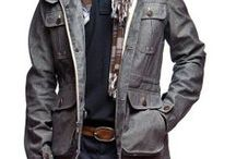 Mens Fashion / by Allan-Ester Derry