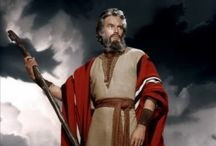 THE TEN COMMANDMENTS - 1956 / by ANNE MURRAY
