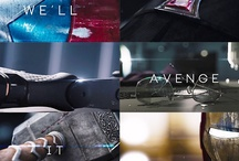 Avengers Assemble! / This is the place where I can let my obsession roam free. / by Megan Reneker