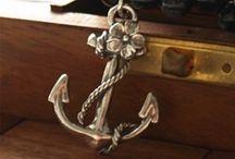 Anchor me / by April Harris-Brodeur