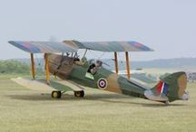 Vintage Planes-Tiger Moths / by Basil Mcgee