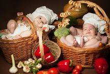 ✼ Veggies baby! ✼ /   / by ༺♥ Laura Ferry ♥༻