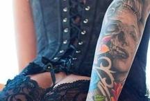 tatuagens / by Ines Kaiser