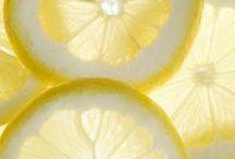 Luscious Lemons / All Things Lemon / by Glasstic Bottle
