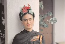 Frida / by Ginette Gizzy