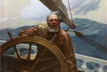 The Art of N.C. Wyeth / The art of N.C. Wyeth - Illustrator / by Steven Gilchrist