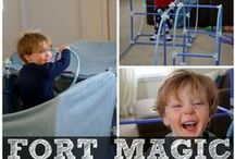 Fort Magic - Press & Reviews! / Everyone Loves The Creativity, Learning and Hours of Fun Fort Magic Inspires In Kids! / by Fort Magic