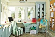 Studio/Craft Room / by Charleston Stamper