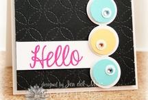 Cards / Homemade cards to make / by Melissa Reddekopp