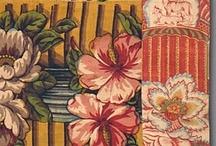 fabrics / by Bev Bannard