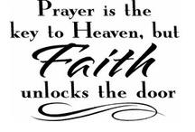Prayers / by Rachel Rushing