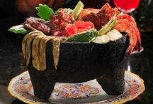 Food: Ethnic  / by Christine Ulbrich
