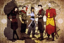 Avatar: the Legend of Korra / by Colleen Harrison