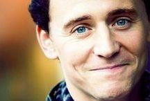 Tom Hiddleston <3 / by Jess S