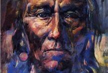 Native Americans / Descendants / by Genelle Jackson