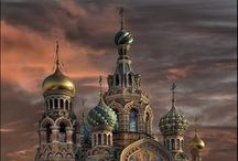 Russie / by Portail Blog