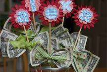 Monetary Gifts / by Sharon Davis