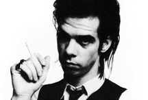 Nick Cave / by Kylie Windhorst
