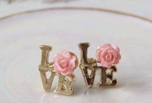 Valentine Inspired Jewelry / by Maddy Nash