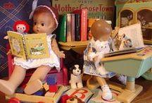 effanbee dolls / by Cheryl Walsh