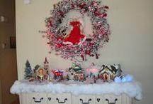 Christmas Villages / by Susan Mason