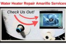 Water Heater Repair Amarillo / Amarillo TX's Expert Water Heater Repair Contractor - Fast, Reliable, Affordable service from Amarillo's leading emergency plumbing service company. / by Phil Luther