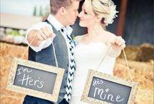 Engaged. Wedding, & Marriage / by Karen Hathaway