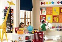 Kids Room / by Ty Moore