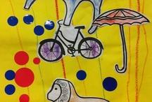 A l'école, c'est le cirque ... / by Sophie Yahlala