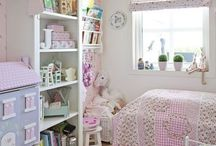 Kids Room / by Alexandra Rosenbach