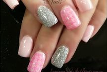 Nails, Beautiful Nails! / by Rebecca Wagner - Happy Card Factory