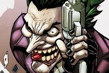 Joker N Harley / by Psychedelic0211
