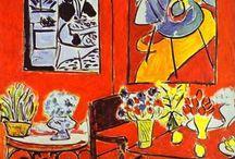 Matisse / by Gina Shelton
