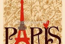 Paris / by Francés, français, french, fle