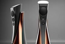 Symphony 2022 -- BCB Audio / Speakers º   Interesting and unique speaker designs that may inspire even more designs.  / by Bradford Butler