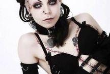 Dark fashion only fashion / Just stuff I'd wear / by Ginger Radonjic