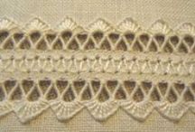 Hardanger / Drawn Thread Embroidery / by Elfje61