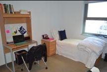 Residence Halls / Images from the NYU Washington DC residence halls. / by NYU Washington, DC