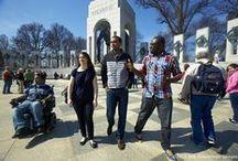 In and of DC / Photos of Washington, DC and of NYU Washington, DC residents' experiences in DC. / by NYU Washington, DC