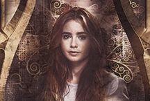 The Mortal Instruments / The Mortal Instruments  / by *Ruthie*