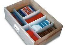 Home Organization Ideas / by TheMaddArtist .Etsy.com