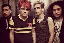 My Chemical Romance / My favourite band ♥ MY TUMBLR: http://mcruniverse.tumblr.com/ / by jenna ridgway
