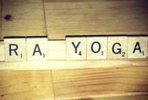 Ra Yoga: Our Space / A look into our studio... / by Ra Yoga