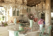 KITCHENS THAT MAKE ME HAPPY / by JANE MARCOTTE
