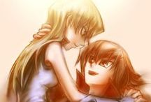 My favourite anime couples ^^ <3 / Some pics of my favourite anime couples ^^  / by Irina Gomez