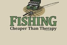 FISHING / All things fishing / by Bill Moser
